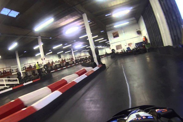 Click to view details and reviews for Karting For Two At The Race Club Uk.