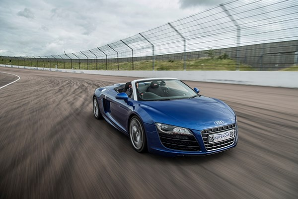 Supercar Driving Blast In Leicestershire