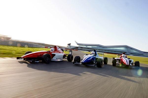 Silverstone Ferrari Vs Aston Martin Early Bird Experience