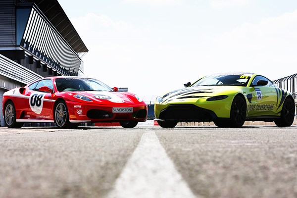 Silverstone Driving Choice Experience - Anytime