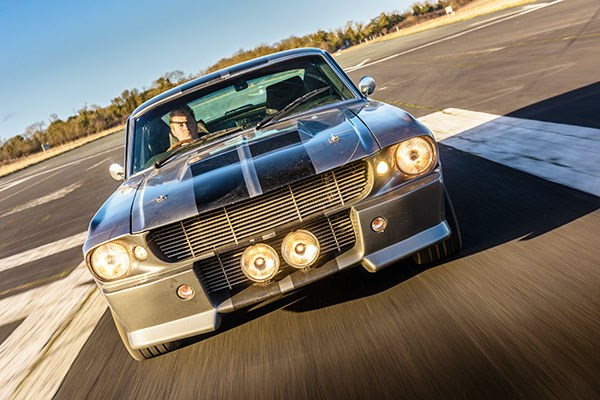 Double Movie Car Driving Thrill With A High Speed Passenger Ride