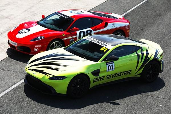 Silverstone Ferrari Vs Aston Martin Driving Experience