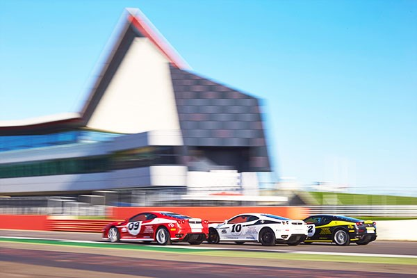 Silverstone Driving Choice Experience - Earlybird