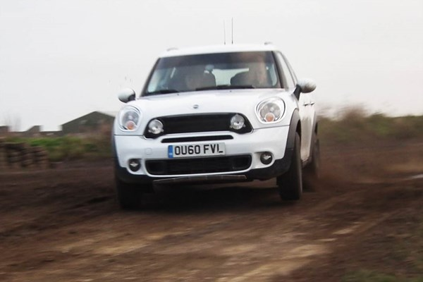 18 Mile Mini Prodrive Rally Experience