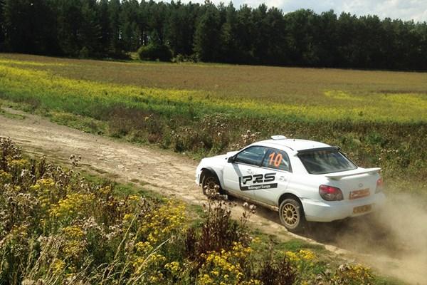 18 Mile Subaru Prodrive Rally Experience