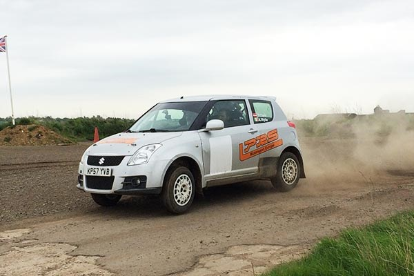 18 Mile Suzuki Swift Cup Car Rally Experience