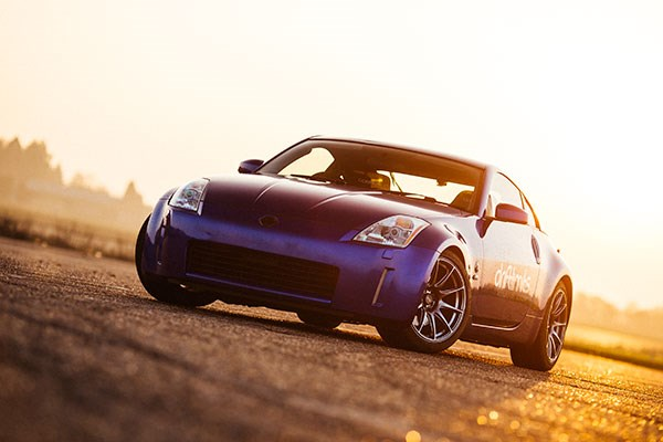 44 Lap Nissan 350z Drift Gold Experience For One