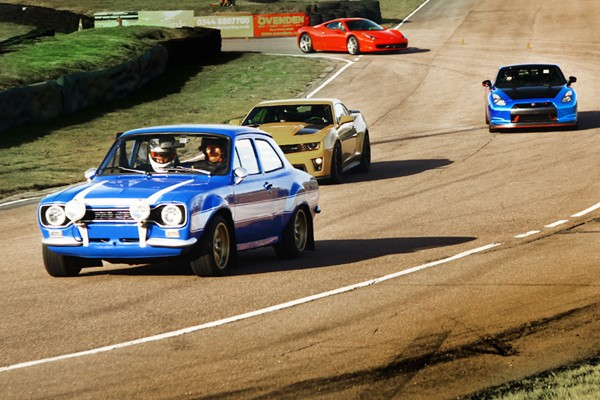 Triple Classic Car Driving Experience - Special Offer