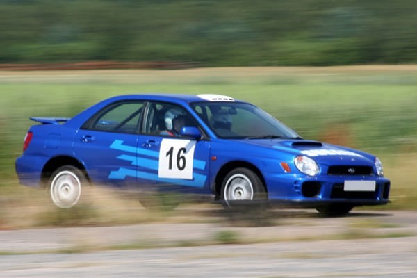 Rally Gold Experience At Prestwold Hall