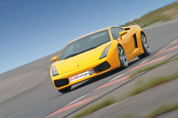 Platinum Supercar Thrill At Goodwood For One