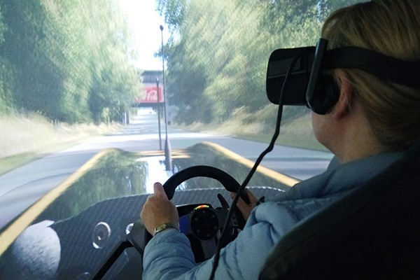 Car Racing Simulator Experience For One In Newcastle-upon-tyne