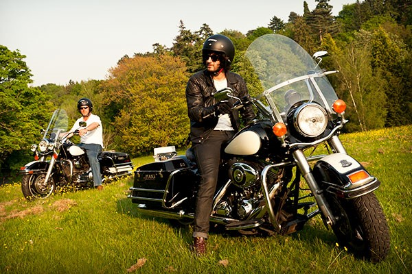 Harley-davidson Riding - Half Day Experience