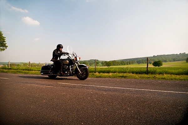 Harley-davidson Riding - Full Day Experience