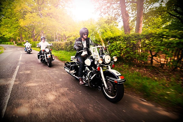 Harley-davidson Pillion Ride - Full Day Experience