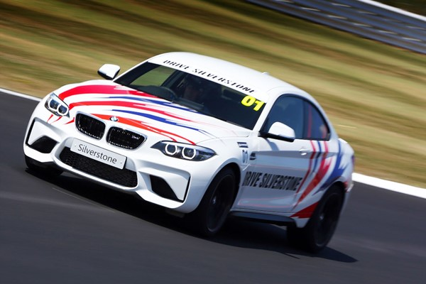 Bmw M2 Morning Driving Experience For One At Silverstone