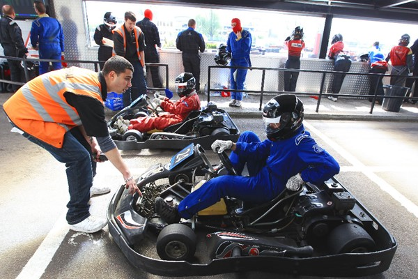 Click to view details and reviews for Weekday Grand Prix Karting For Two At Rye House Karting.