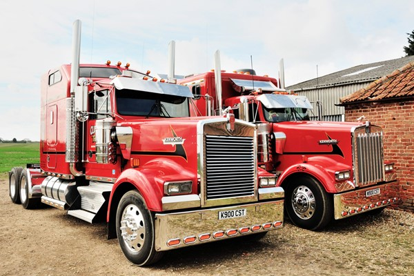 American Truck Driving Experience for One
