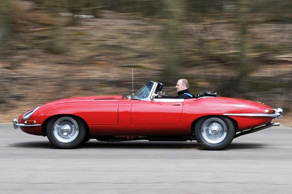 Five British Classic Cars Driving Experience With Free High Speed Passenger Lap