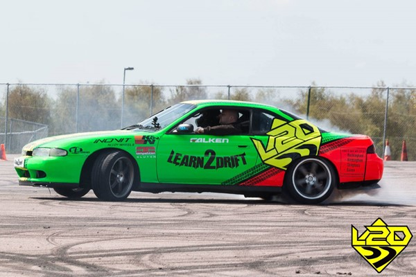 12 Lap High Speed Drifting Passenger Ride