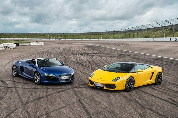 Double Supercar Driving Thrill  Week Round