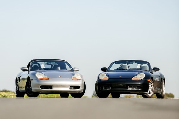 Under 17s Porsche Boxster Driving Experience For One