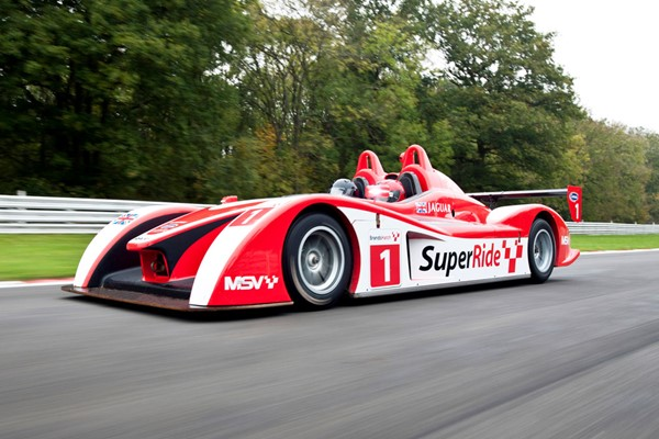 Supercar Driving Blast With Passenger Ride At Heyford Park