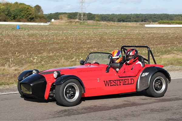 Six Lap Westfield Sportscar Driving Experience For One