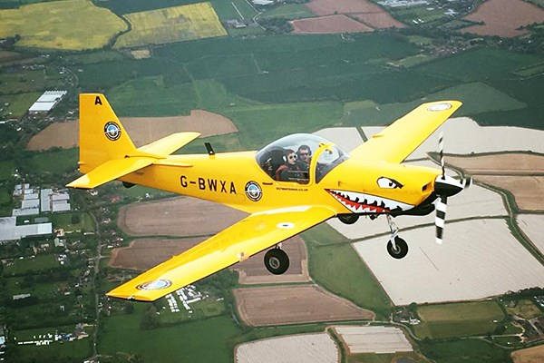 Fly Like A Fighter Pilot (weekday Experience)