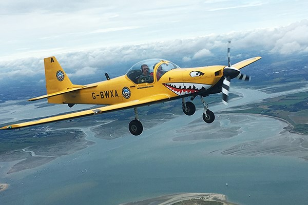 Fly Like A Fighter Pilot Experience