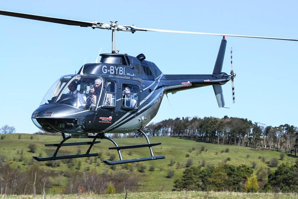 15 Minute Sightseeing Helicopter Tour for One