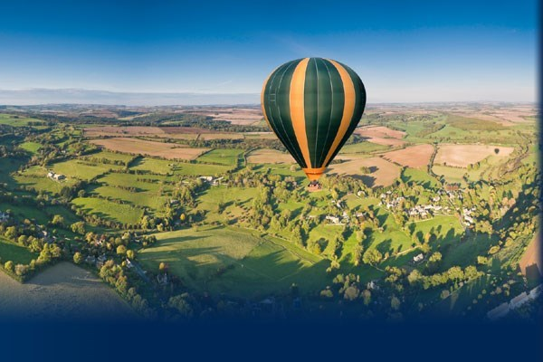 Anytime Hot Air Balloon Ride For Two