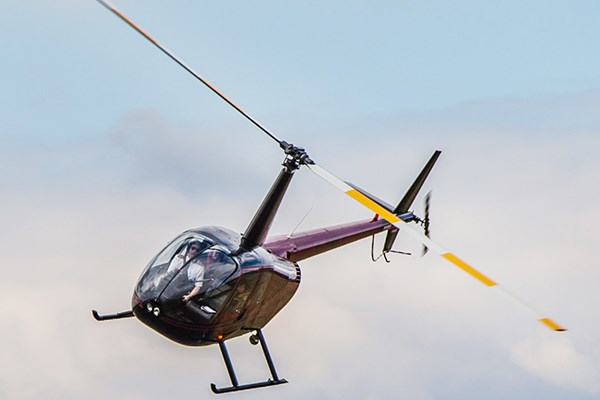 30 Minute Helicopter Tour Over London For Two