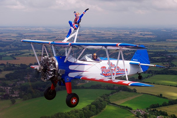 Click to view product details and reviews for Wingwalking Experience.