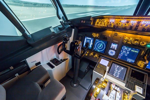 90 Minute Boeing 737-800 Flight Simulator Experience