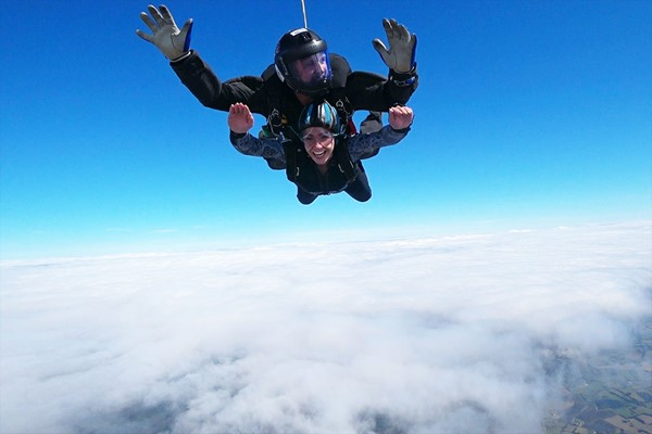 The Sky Dive Centre Sky Diving Experience For One