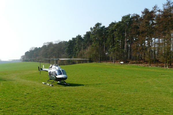 30 Minute Dambusters Helicopter Tour For Two