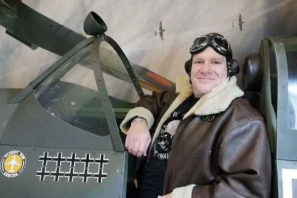 30 Minute Classic Spitfire Experience In Newcastle-upon-tyne