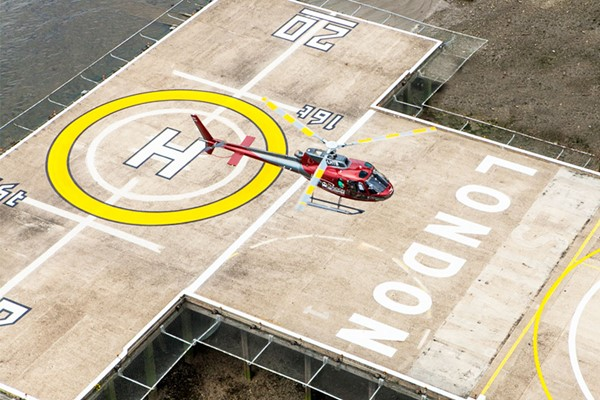20 Minute Helicopter Flight of London for One