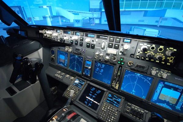 60 Minute Kai Tak Flight Simulation For One At Jet Sim School
