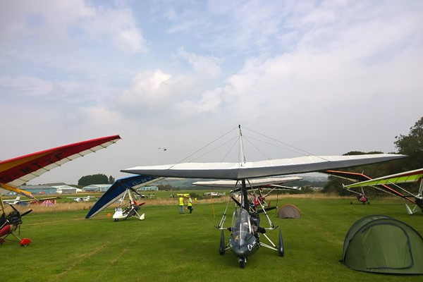 30 Minute Introductory Microlight Flight For One