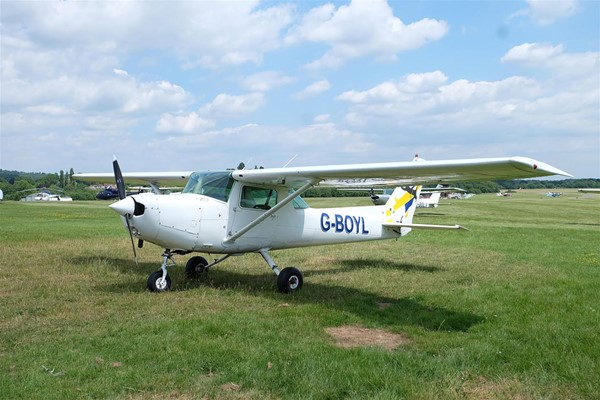30 Minute Cessna 152 Aerobatic Flight