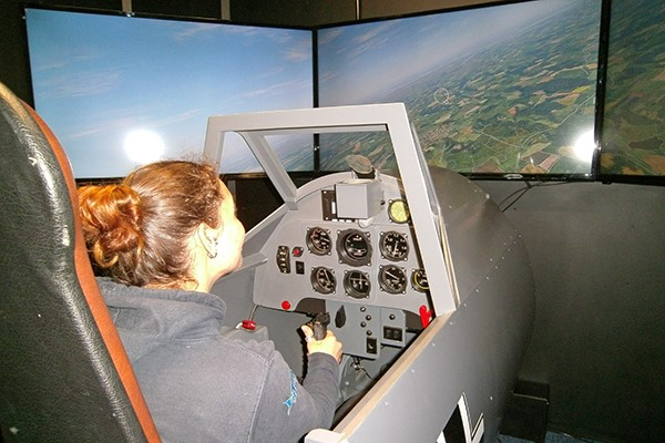 30 Minute Messerschmitt Simulator Flight For One In Bedfordshire