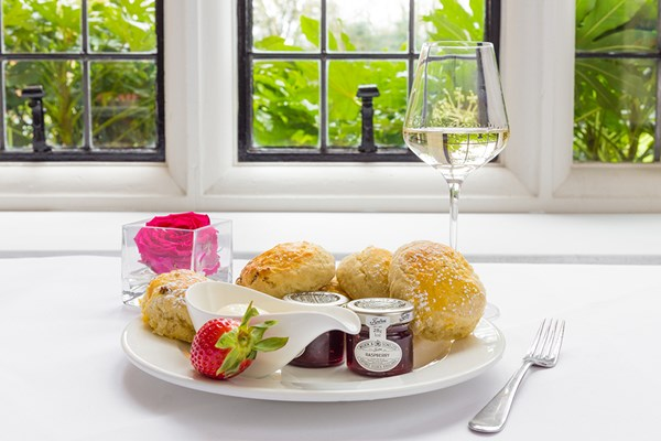 Spa Day With Afternoon Tea And Two Treatments For Two At The Club And Spa Chester