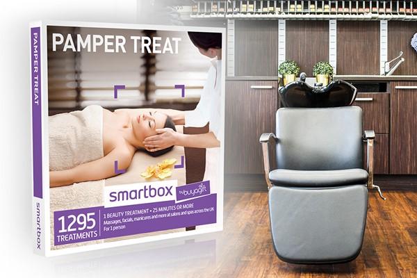 Pamper Treat - Smartbox By Buyagift