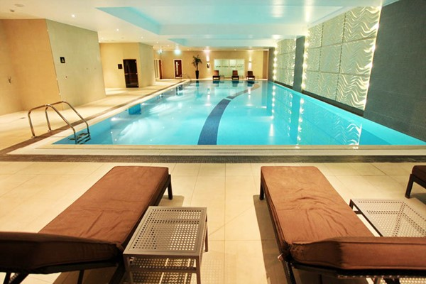 Spa Day With Afternoon Tea For One At Ockenden Manor