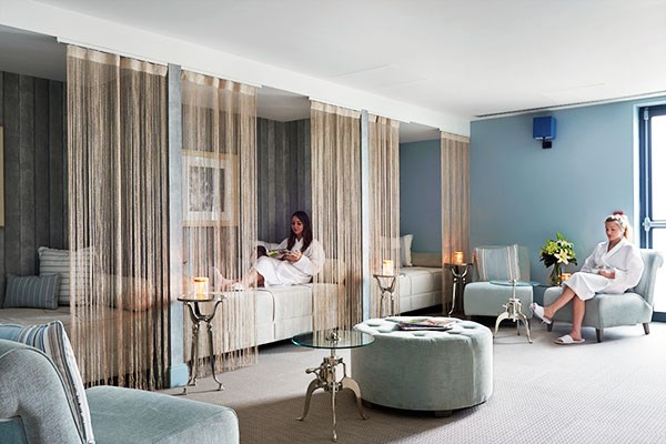 Village Hotel Blissful Spa Day With 25 Minute Treatment For Two