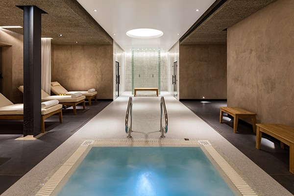 Gourmet Spa Day For Two At The Spa And Gym Heathrow