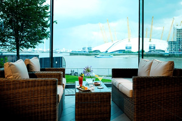 Gourmet Spa Day For Two At East River Spa  Canary Wharf