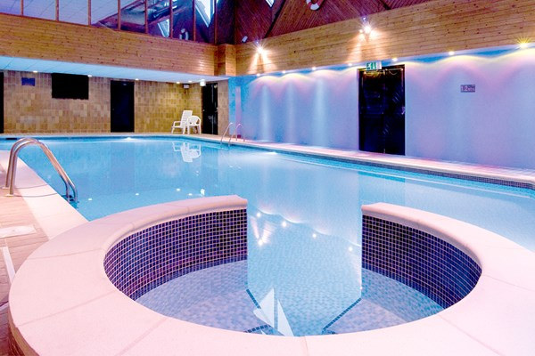 Relaxing Spa Day With Treatment At The Club And Spa Chester For Two
