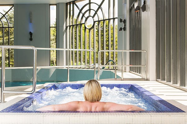 Spa Day With Afternoon Tea For Two At Brooklands Hotel